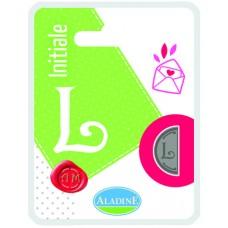 Восковая печать Алфавит L