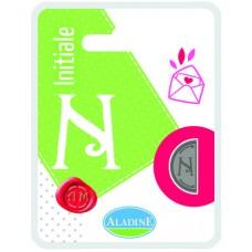 Восковая печать Алфавит N