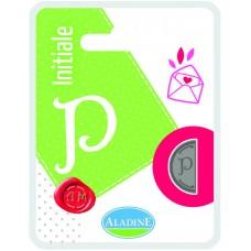 Восковая печать Алфавит P