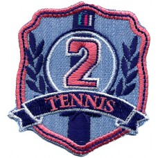 Термоаппликация HKM Чемпион большого тенниса 2, 1 шт