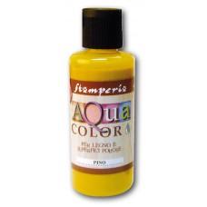 Краска на водной основе Aquacolor, древесины сосны