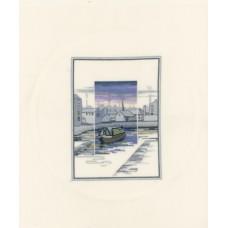 Набор для вышивания Canal Wharf