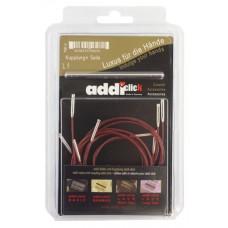 Набор дополнительных лесок 40, 50, 60, 80 и 100 см и соединительные устройства к addiClick