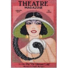 Набор для вышивания Театр