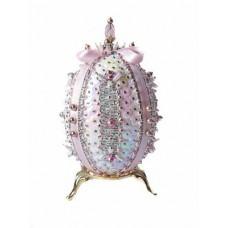 Набор для творчества декоративное яйцо Будуар