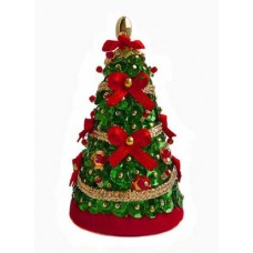 Набор для творчества - итерьерные игрушка Рождественская ель