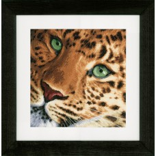 Набор для вышивания Leopard  LANARTE