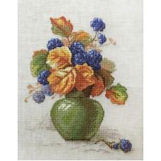 Набор для вышивания Ягоды ежевики по рисунку К. Кляйн