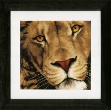Набор для вышивания King of animals  LANARTE