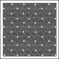 Штамп на резиновой основе HD Точки