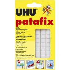 Клеевые подушечки PATAFIX белые, 80 шт