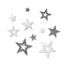 Набор декоративных элементов Звездочки