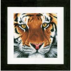 Набор для вышивания Tiger  LANARTE