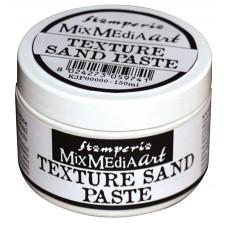 Паста с текстурой песка для техники Mix Media
