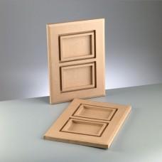 Рамка из картона двойная