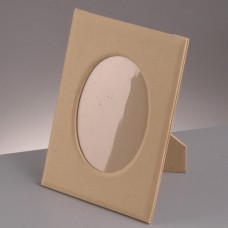 Рамка для фотографии из картона с подставкой