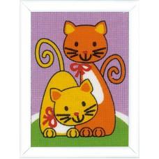 Набор для вышивания Игривые Котята