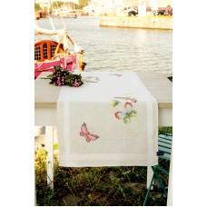 Дорожка Бабочки набор для вышивания