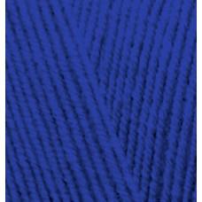Пряжа для вязания Ализе LanaGold Fine (49% шерсть, 51% акрил) 5х100г/390м цв.141 василек