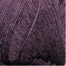 Пряжа для вязания ПЕХ Кроссбред Бразилия (50% шерсть, 50% акрил) 5х100г/490м цв.191 ежевика