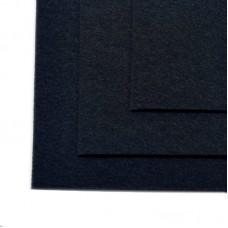 Фетр листовой мягкий IDEAL 1мм 20х30см FLT-S1 уп.10 листов цв.659 черный