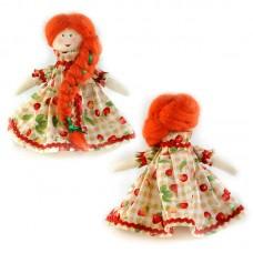 Набор для изготовления текстильной куклы ПРМ-602  МАШЕНЬКА 15,5 см