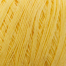 Пряжа для вязания ПЕХ Цветное кружево (100% мерсеризованный хлопок) 4х50г/475м цв.053 св.желтый