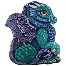 Набор для вышивания PANNA ПД-1964 Подушка Мой дракон 38,5x44 см