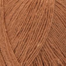Пряжа для вязания ПЕХ Конопляная (70% хлопок, 30% конопля) 5х50г/280м цв.1002 карамель