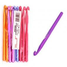 Крючки для вязания  AL-CH04  Maxwell  8мм, 1 шт.