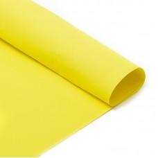 Фоамиран Magic 4 Hobby в листах MG.N008 цв.лимонный, 1 мм 50х50 см
