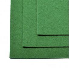 Фетр листовой мягкий IDEAL 1мм 20х30см FLT-S1 уп.10 листов цв.672 зеленый