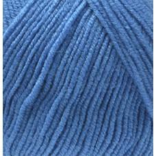 Пряжа для вязания Ализе Happy Baby (65% акрил, 35% полиамид) 5х100г/350м цв.141 василек
