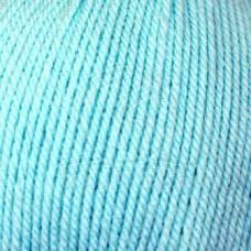 Пряжа для вязания КАМТ Карамелька (100% акрил) 10х50г/175м цв.073 лед