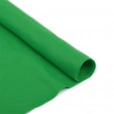 Фетр в рулоне полужесткий IDEAL 1мм 100см FLT-HS2 уп.5м цв.122 зеленый