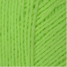 Пряжа для вязания ПЕХ Детский каприз трикотажный (50% мериносовая шерсть, 50% фибра) 5х50г/400м цв.483 незрелый лимон