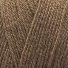 Пряжа для вязания КАМТ Бамбино (35% шерсть меринос, 65% акрил) 10х50г/150м цв.233 кофе