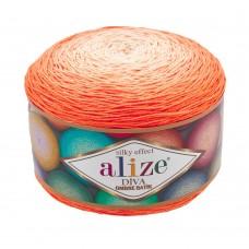 Пряжа для вязания Ализе Diva Ombre Batik (100% микрофибра) 2х250г/875м цв.7413