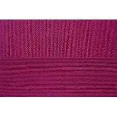 Пряжа для вязания ПЕХ Хлопок Натуральный летний ассорт (100% хлопок) 5х100г/425 цв.007 бордо