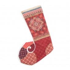 Набор для шитья и вышивания носочек МП-8428 Шапито 19х30 см