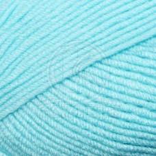Пряжа для вязания КАМТ Детская забава (20% микрофибра, 80% объемный акрил) 10х50г/140м цв.073 лед