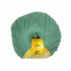 Пряжа для вязания КАМТ Карамелька (100% акрил) 10х50г/175м цв.020 эвкалипт