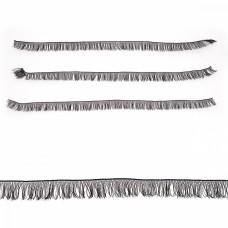Реснички для кукол TBY.70080 10мм L19,5см цв.черный уп.200шт