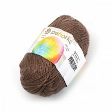 Пряжа для вязания ПЕХ Детская Новинка (100% акрил) 10х50г/200м цв.187 капучино