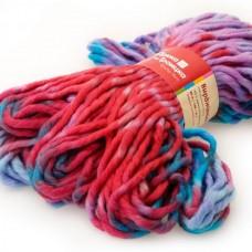 Пряжа для вязания ТРО Вирджиния (100% мериносовая шерсть) 5х150г/85м цв.4346 секционный