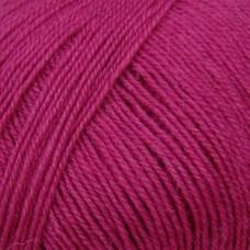 Пряжа для вязания ПЕХ Кроссбред Бразилия (50% шерсть, 50% акрил) 5х100г/490м цв.439 малиновый