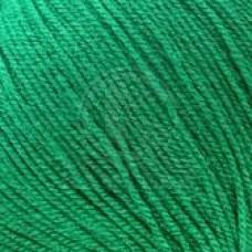 Пряжа для вязания КАМТ Карамелька (100% акрил) 10х50г/175м цв.044 трава