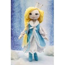 Набор для шитья куклы ДЦ-1001 Снежная Царевна