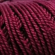 Пряжа для вязания ПЕХ Успешная (100% хлопок мерсеризованный) 10х50г/220м цв.007 бордо