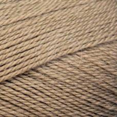 Пряжа для вязания КАМТ Белорусская (50% шерсть, 50% акрил) 5х100г/300м цв.007 лен